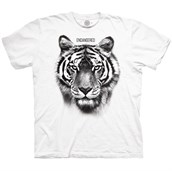 TIGER ENDANGERED Adult T-shirt