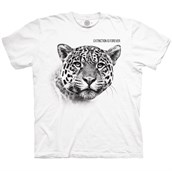 LEOPARD EXTINCTION T-shirt, Adult