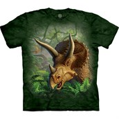 Wild Triceratops T-shirt
