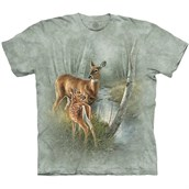 Birch Creek Whitetail T-shirt Adult