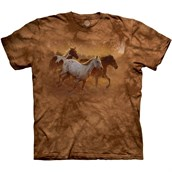 Gold Run T-shirt Adult