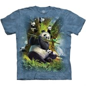 Pan Da Bear T-shirt