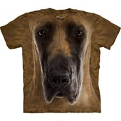 Great Dane t-shirt, Adult Small