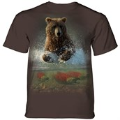 Lucky Fishing Hole, Child T-shirt