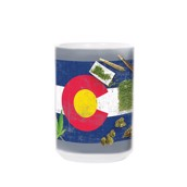 Colorado Ceramic Mug