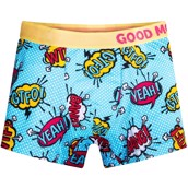 Good Mood Boys Fitted Trunks - COMICS