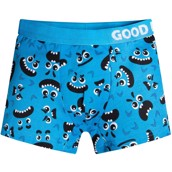 Good Mood Boys Fitted Trunks - MONSTERS