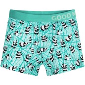 Good Mood Boys Fitted Trunks - PANDA