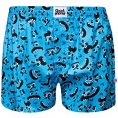 Good Mood Mens Loose Boxers - MONSTER