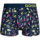 Good Mood Mens Fitted Trunks - CHEMISTRY