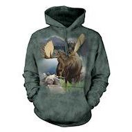 Monarch of The Forest Adult hoodie