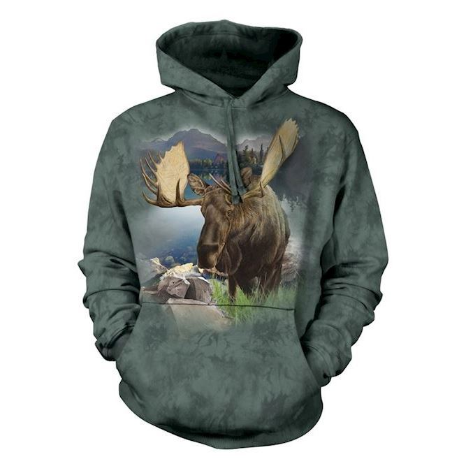 Monarch of The Forest hoodie
