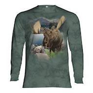 Monarch of The Forest long sleeve