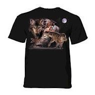 Arapaho Moon t-shirt, Adult 2XL