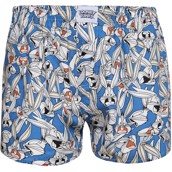 Looney Tunes Mens Loose Boxers - BUGS BUNNY FACES