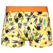 Looney Tunes Mens Fitted Trunks - COOL BUGS BUNNY