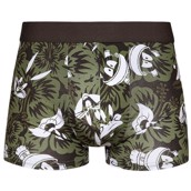 Looney Tunes Mens Fitted Trunks - DAFFY DUCK MARVIN MARTIAN
