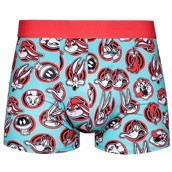 Looney Tunes Mens Fitted Trunks - ALL TOGETHER