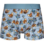 Looney Tunes Mens Fitted Trunks - DOTS TOM & JERRY