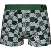 Harry Potter Mens Fitted Trunks - SLYTHERIN