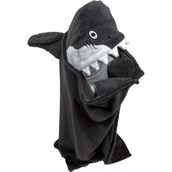 Shark Critter Fleece Blanket