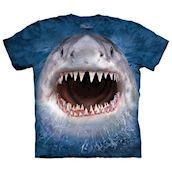 Wicked Nasty Shark t-shirt