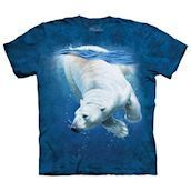 Polar Bear Dive t-shirt