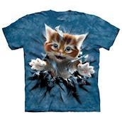 Ginger Kitten Breakthrough t-shirt