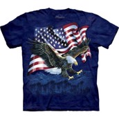 Eagle Talon Flag t-shirt