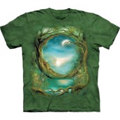 Moon Tree t-shirt