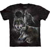 Eclipse Wolves t-shirt
