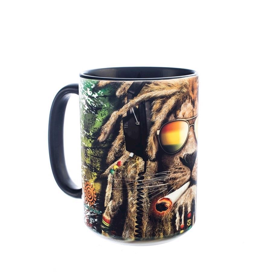 Smokin Jahman Ceramic mug