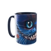 Big Face Cheshire Cat Ceramic mug