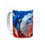 Revolution Eagle Ceramic mug