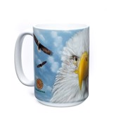 Eagle Mountain Ceramic mug