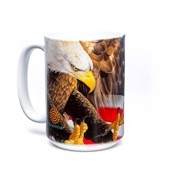 Eagle Freedom Ceramic mug