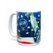 Defend Liberty Ceramic mug