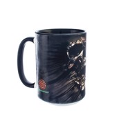 Breakthrough Skull Ceramic mug