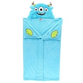 Monster Critter Fleece Blanket