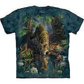 Enchanted Wolf t-shirt