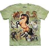 Horse Collage t-shirt