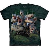 Raptor Gang t-shirt