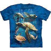 Sea Turtle Family t-shirt