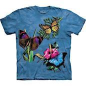 Winged Collage t-shirt