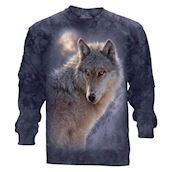 Adventure Wolf long sleeve