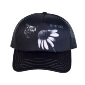 Bee My Voice Trucker Cap
