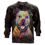 Beware of Pit Bulls long sleeve