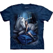 Blue Moon Unicorn t-shirt