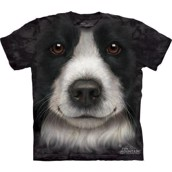 Border Collie Face t-shirt