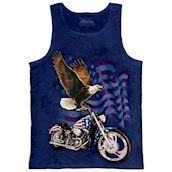Born To Ride tank top